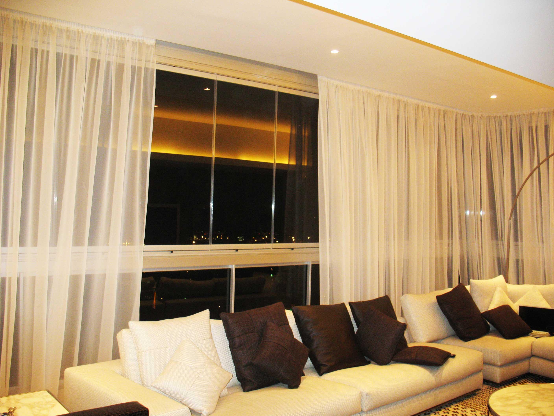 Linear Curtains Motorization Proshade Sal