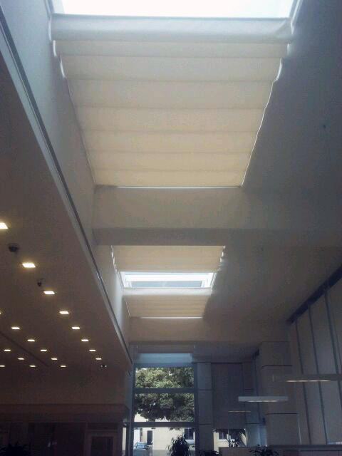 Skylight Systems Proshade Sal