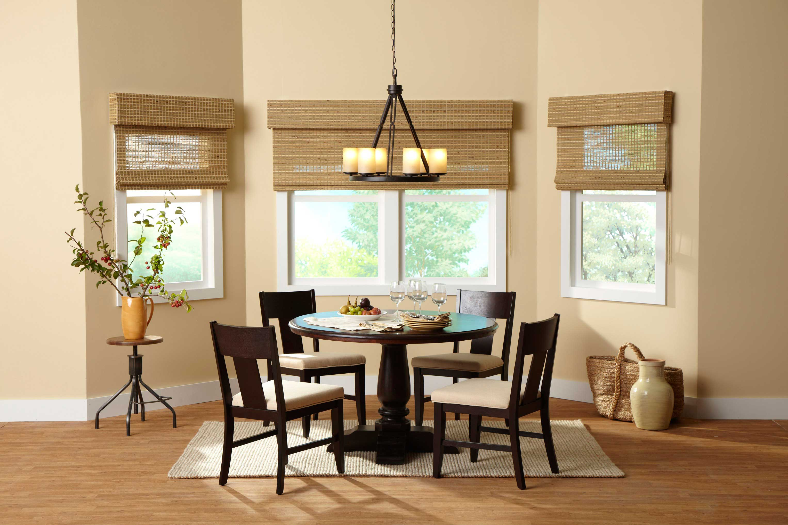 Woven Wood Bamboo Blinds Proshade Sal